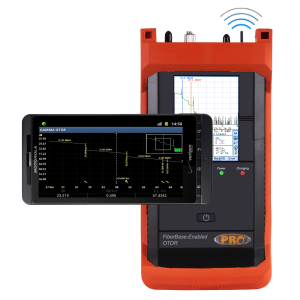 FBE-300 Bluetooth OTDR - FiberBase Enabled